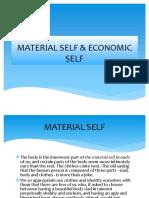MATERIAL SELF & ECONOMIC SELF.pptx