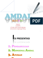4. Mengenal AMDAL - Asdep