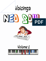 Voicings Neo Soul Vol 1 - Mania de Teclado
