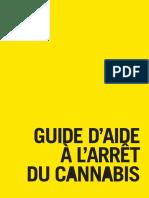 Guide Arrêt Cannabis