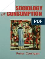 Dr Peter Corrigan-The Sociology of Consumption_ an Introduction-Sage Publications Ltd (1997)