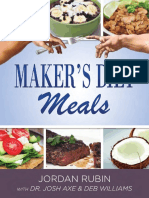Makers Diet Meals Free Preview Mod