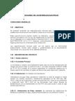 Especificaciones de Los Materiales Electricos