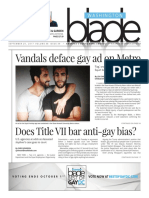 Washingtonblade.com, Volume 48, Issue 39, September 29, 2017