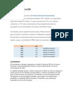 PBI- Desempleo- Desigualdad