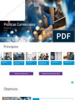 Entrenamiento Políticas Comerciales V12 - V2