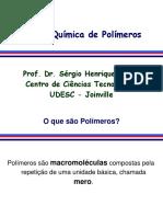 Fisico Quimica de Polímeros - Sta Catarina