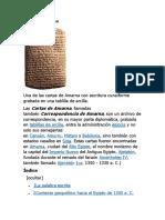 Cartas de Amarna
