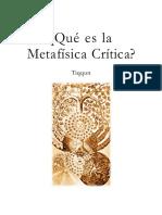 ¿Que-es-la-Metafisica-Critica.pdf