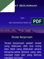 Shalat Berjamaah