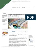 Seguridad Vial en Colombia