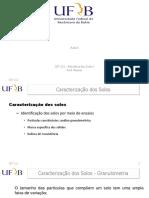 CET111- Aula 4 - Granulometria Dos Solos_2017_1