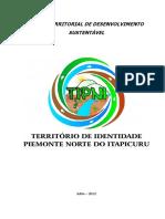 PTDS Piemonte Norte Itapicuru