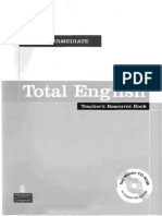 Total English Pre Intermediate Teacher's Resource Book