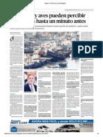 El Mercurio de Antofagasta Predicción de Sismos