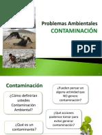 Unidad 0 - Contaminación y Sobreexplotación