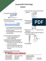 Input Manual