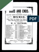 Hayden W L-Twenty Choice Duets-Orig