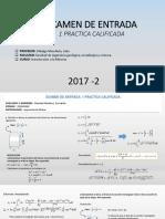 Resolucion Del Examen de Entrada- 1Pc