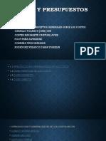 Presentacion Costos y Presupuestos 1 Unidad-1..