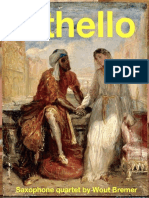 Othello - Score and Parts