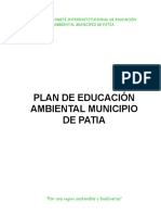 Plan de Educacion Ambiental (1)