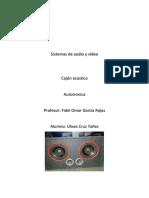 Sistemas de Audio y Video