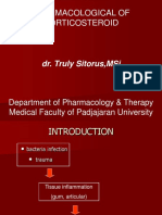 Pharmacology of Corticosteroid-TR