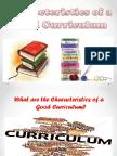 Characteristic of Good Curriculum.pdf