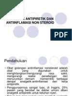 Analgetik Antipiretik Dan Antiinflamasi Non Steroid