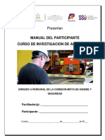 Manual Investigacion de Accidentes