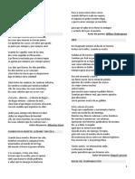 Poesía La Muerte en Su Laberinto