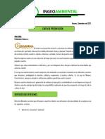 Carta de Presentacion Ingeomec