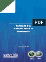 ALIMENTOS MANIPULACION bolivia.pdf