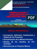 1a.proyectos Mineros Generalidades
