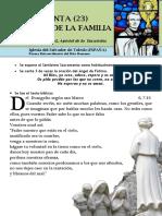 HORA SANTA Con San Pedro Julián Eymard. La Fiesta de Familia (23)