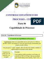 Aula Qualidade Parte 06 CEP Capabilidade de Processos 20170728-1348