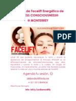 Sesiones de Facelift Energético de ACCESS CONSCIOUSNESS