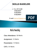 Topic 1 ICT Skills