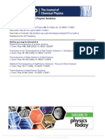 Flory - 1942 - Thermodynamics of High Polymer Solutions