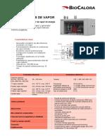 1.1ficha Tecnica Turbinas Vapor