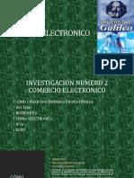 Investigacion E-comerce