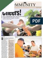Summer beer fest page
