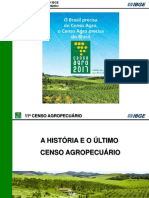 Apresentação Censo Agro 2017
