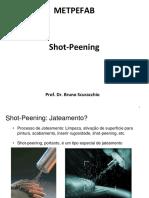 Aula 2 3 4 Shot Peening