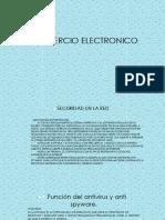 Presentacion 3 Investigacion 3 Comercio Electronico