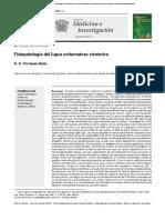 Fisiopatologia de LES