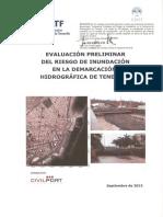 Evaluacion Riesgo a Inundaciones