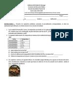 Examen Bloque 4Primero