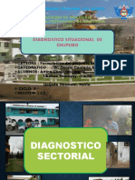 Diapositivas de Diagnosticos Por Sectores